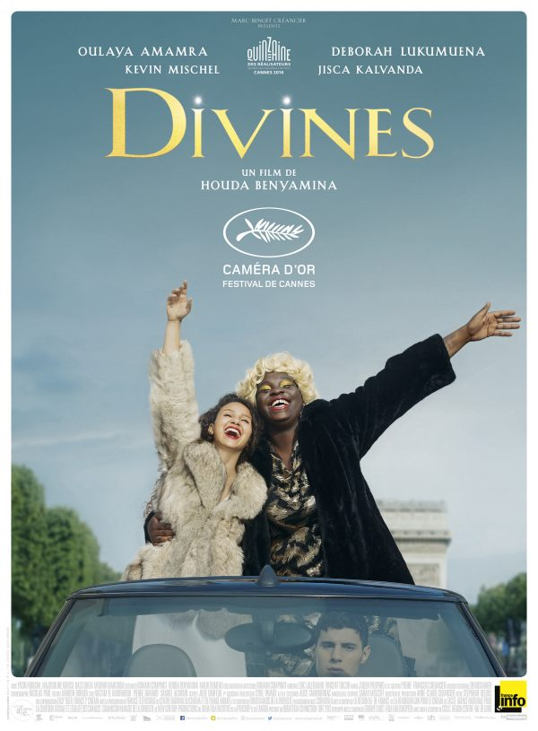 Affiche Divines | Diaphana Distribution