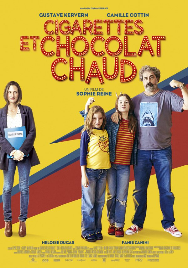 Affiche Cigarettes et chocolat chaud | Diaphana Distribution