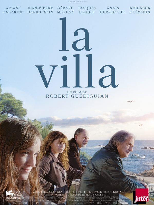 Affiche La villa | Diaphana Distribution