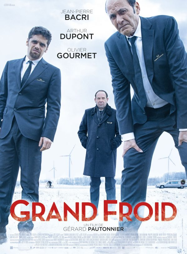 Affiche Grand froid | Diaphana Distribution