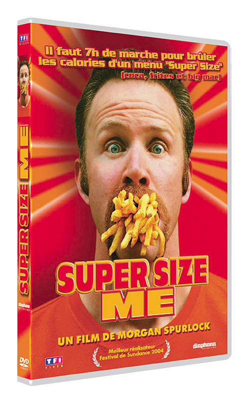 is super size me convincing Super size me movie reviews & metacritic score: why are americans so fat  the movie is zippy, laugh-out-loud funny, persuasive and at times horrifying,.