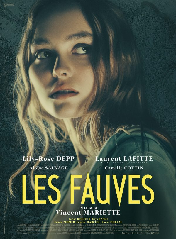 Affiche Les fauves | Diaphana Distribution
