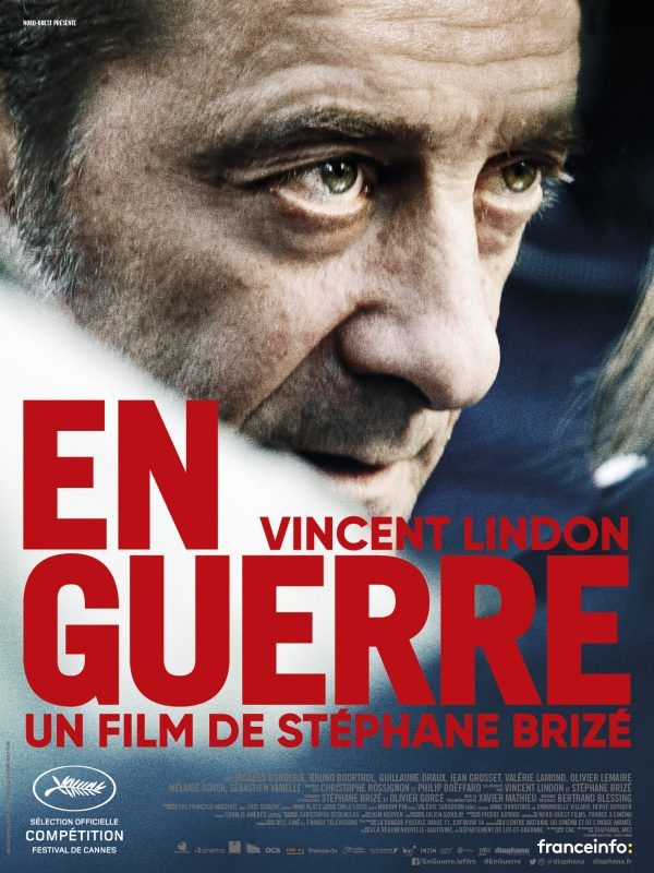 Affiche En guerre | Diaphana Distribution