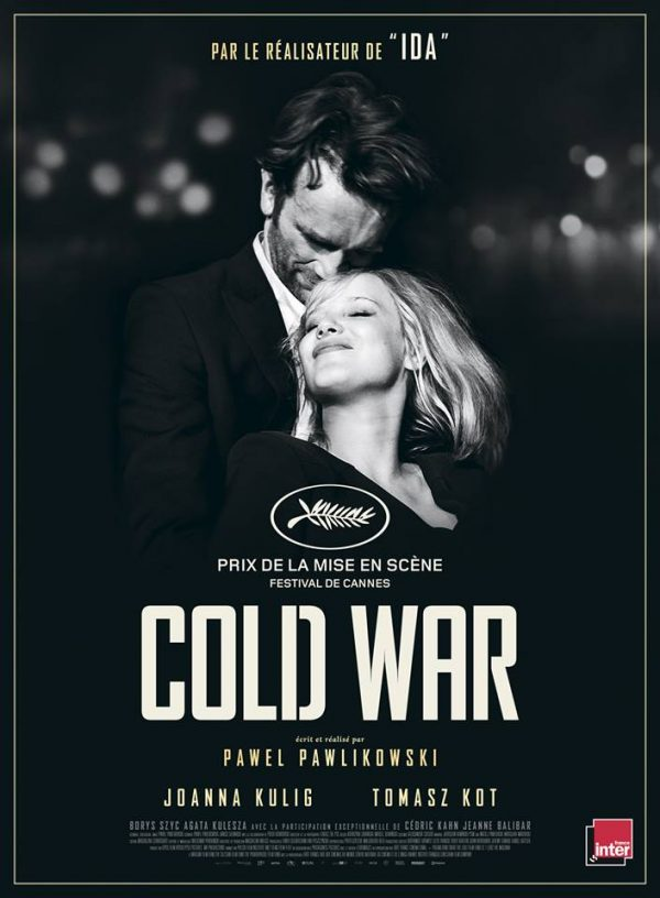 Affiche Cold war | Diaphana Distribution