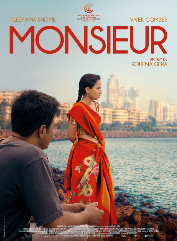 Affiche Monsieur | Diaphana Distribution
