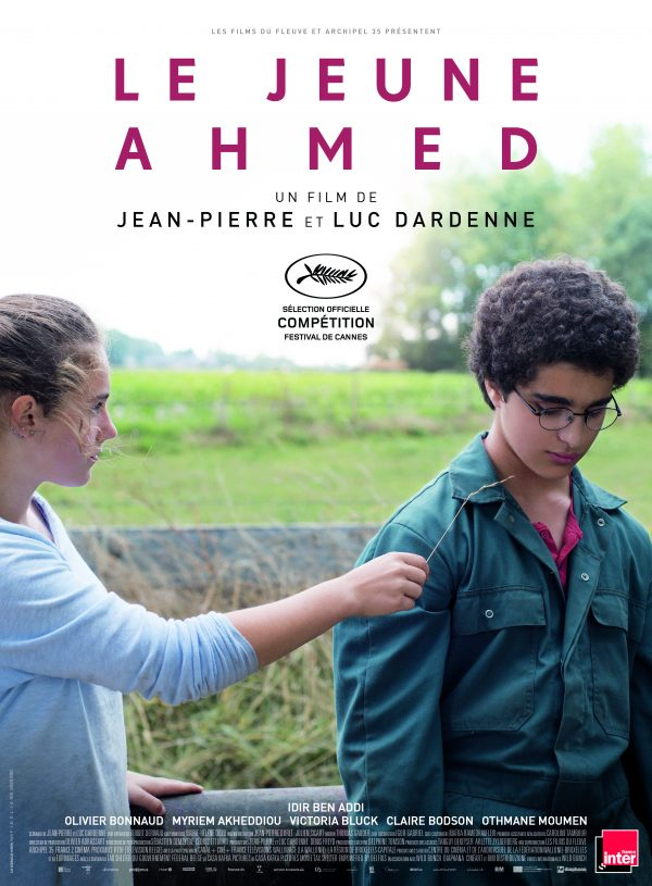 Affiche Le Jeune Ahmed | Diaphana Distribution