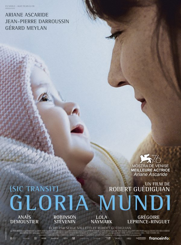 Affiche Gloria mundi | Diaphana Distribution