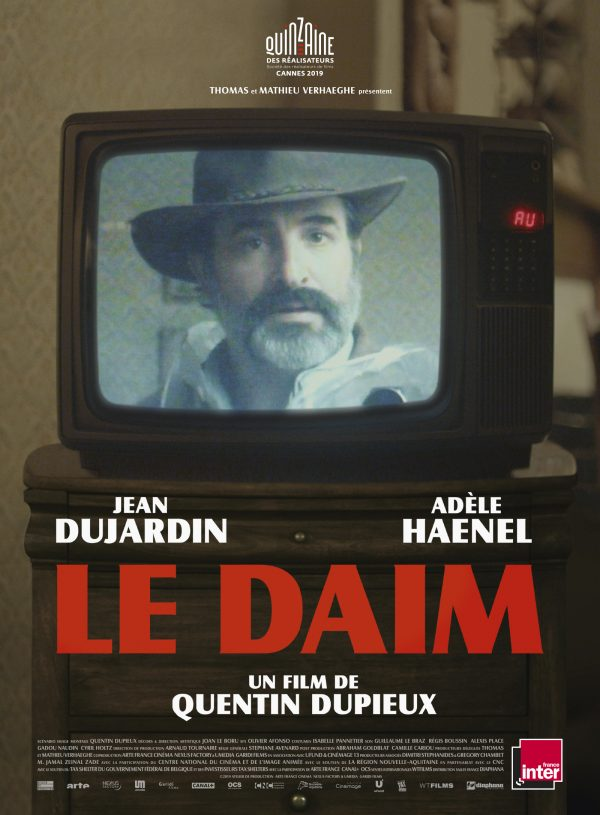 Affiche Le Daim | Diaphana Distribution