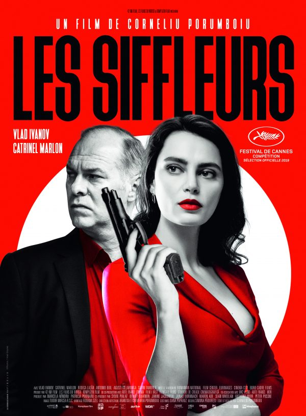 Affiche Les siffleurs | Diaphana Distribution