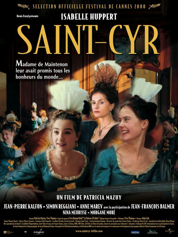 Affiche Saint-Cyr | Diaphana Distribution