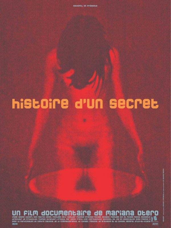Affiche Histoire d'un secret | Diaphana Distribution